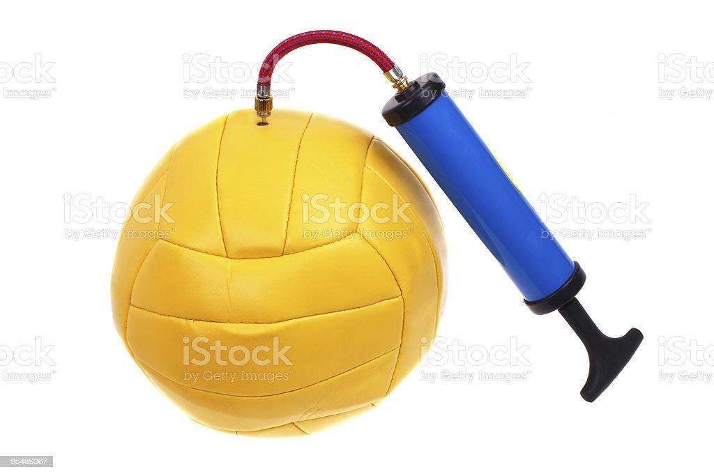 pump Ball und – Foto