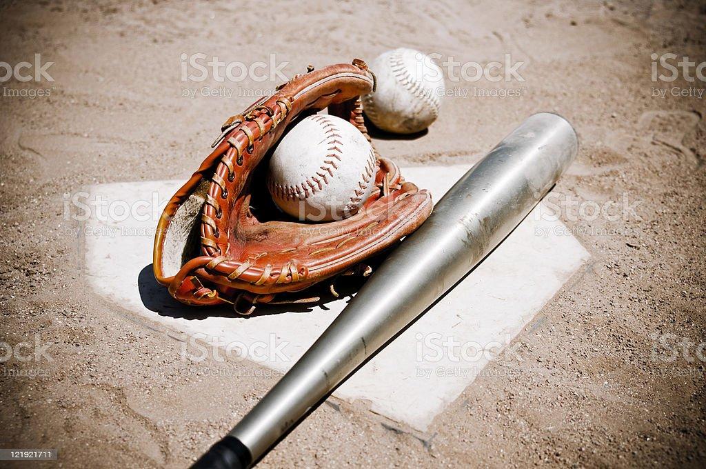 Ball Game stock photo