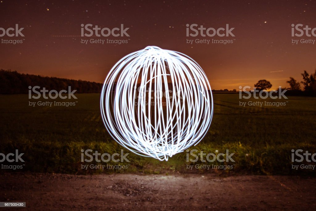 Ball Light Paint