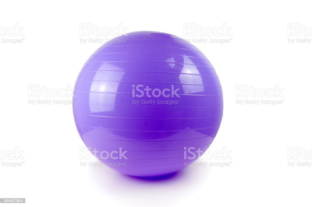 ball of pilates stock photo