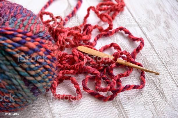 Ball of purple yarn and crochet hook picture id612010486?b=1&k=6&m=612010486&s=612x612&h=1e2nsh3lapjwkn0oindatysajr4ncwn nq15j0igfws=