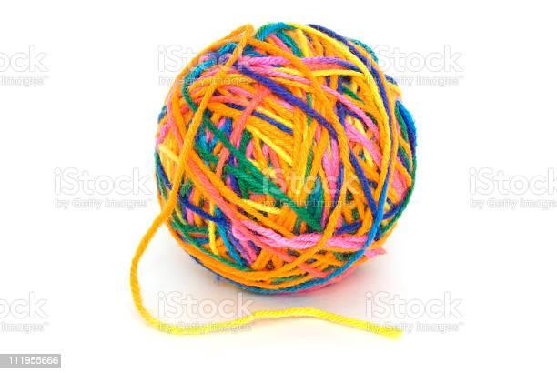 Ball of yarn on white picture id111955666?b=1&k=6&m=111955666&s=612x612&h=xr9hm03jd9uycgqx6 522sipie6 z5frcbxxc9fglpw=