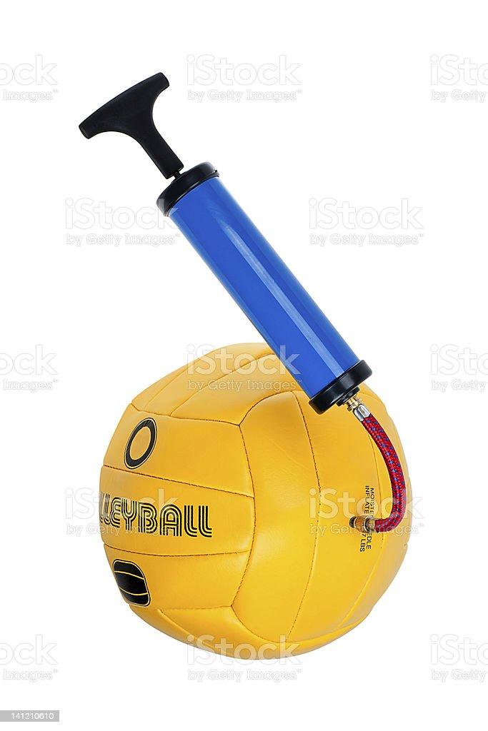 Ball mit pump – Foto