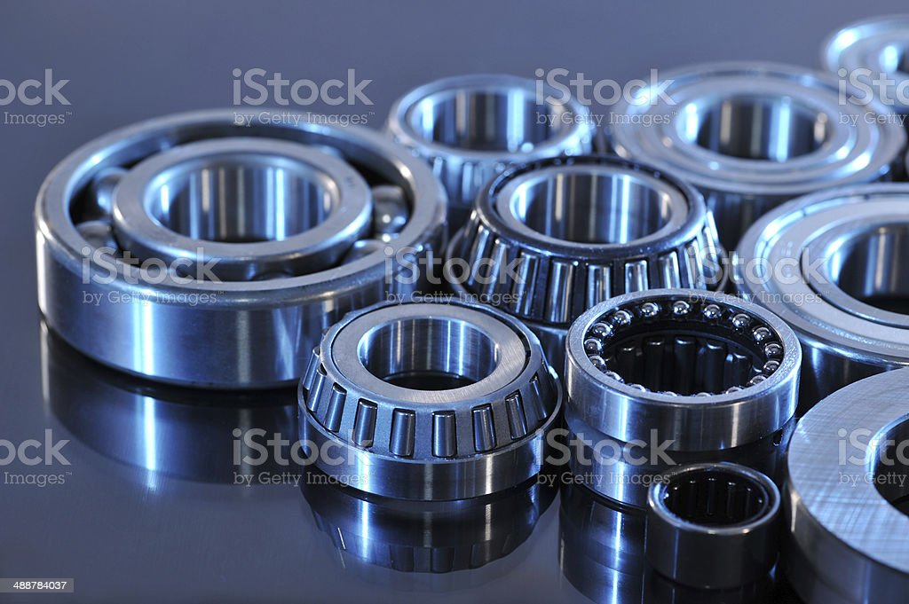 ball-bearings stock photo