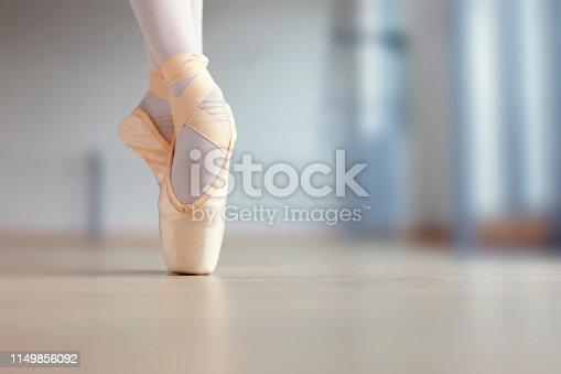 Ballerina Feet