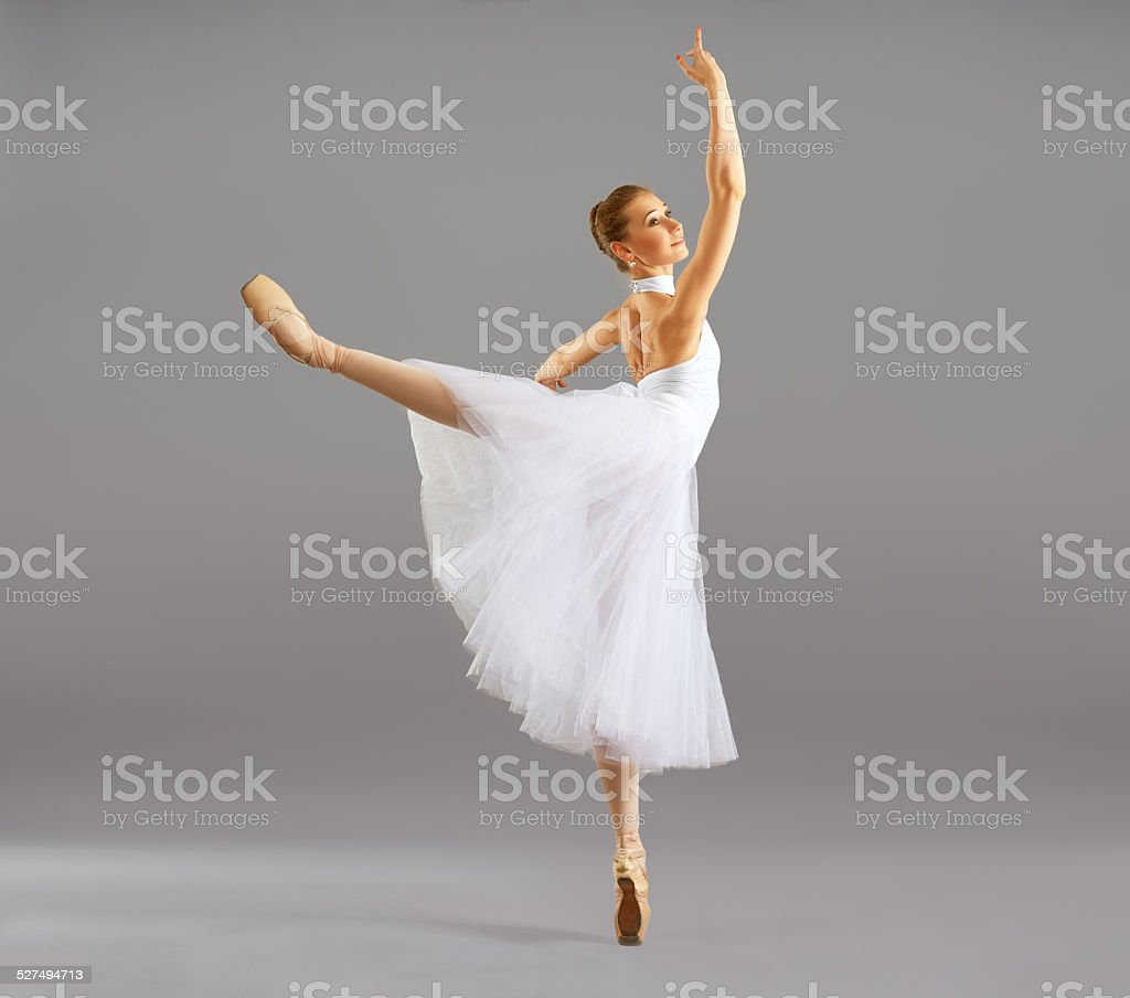 Extrêmement Ballerina Balletto Posa Di Danza Classica - Foto di Stock | iStock PX74