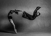istock Ballerina 1217326034