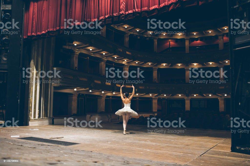 Ballerinas-Leben – Foto