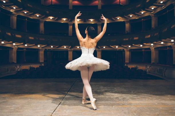 Ballerinas Life stock photo