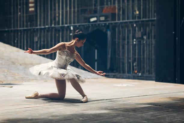 ballerinas-leben - damenschuhe 44 stock-fotos und bilder
