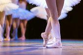 istock Ballerinas 1190478439
