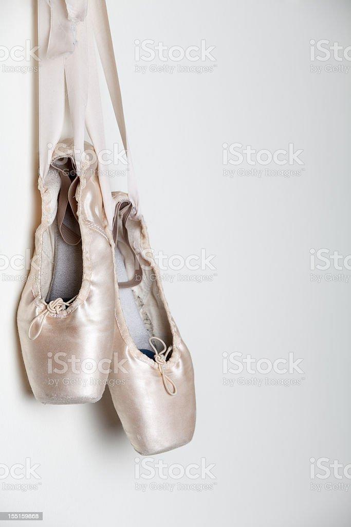 Ballet concept royalty-free stock photo