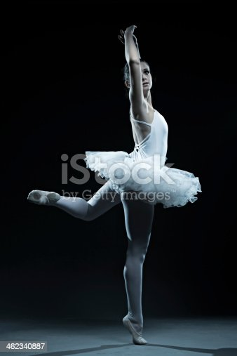 istock Ballet dancer and stage shows 462340887
