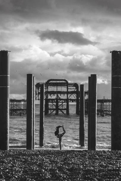 Balletttänzerin – Foto