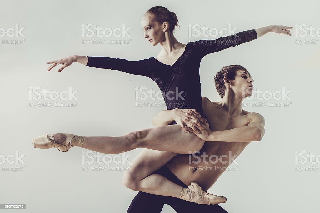 Danseur de ballet  - Photo
