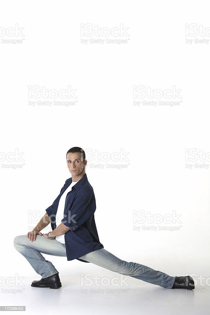 Ballet royalty-free stock photo