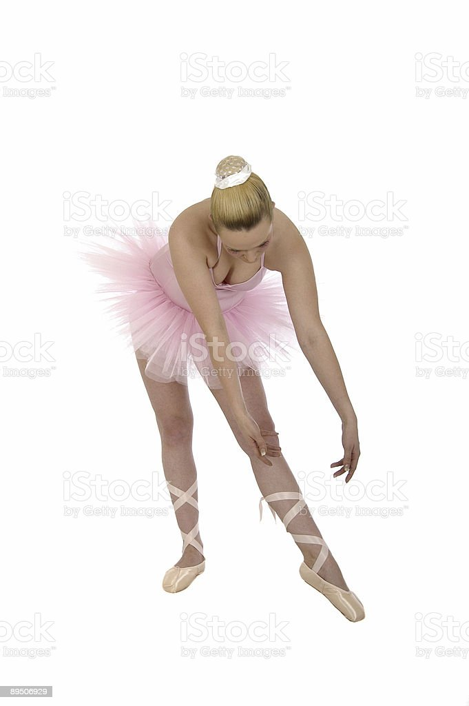 Ballet Time royalty-free stock photo