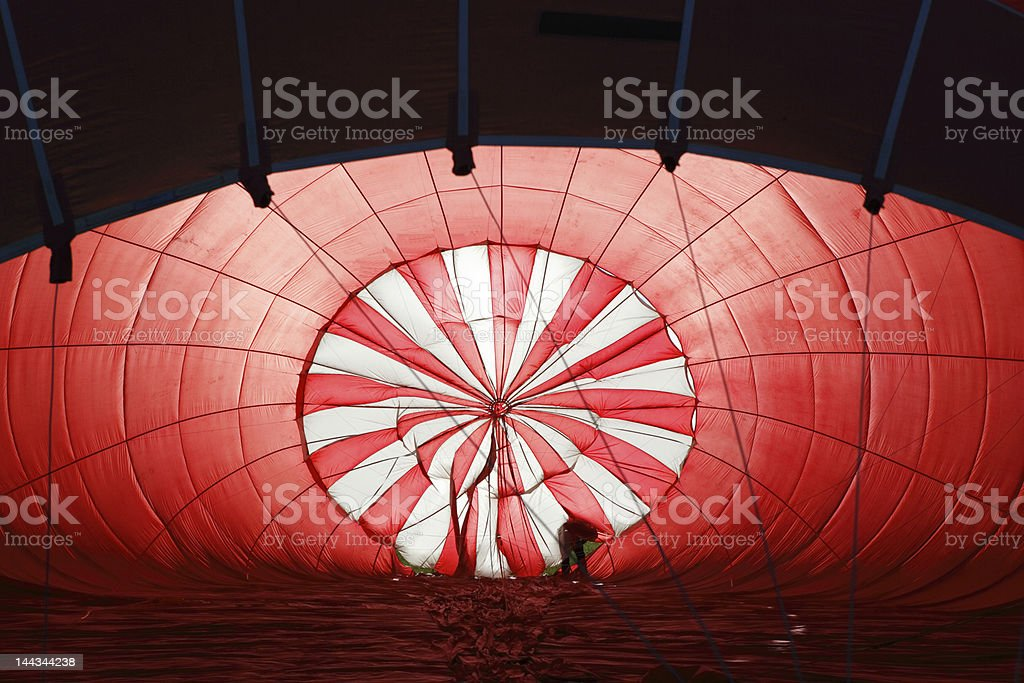 balloon eye (XXL) royalty-free stock photo