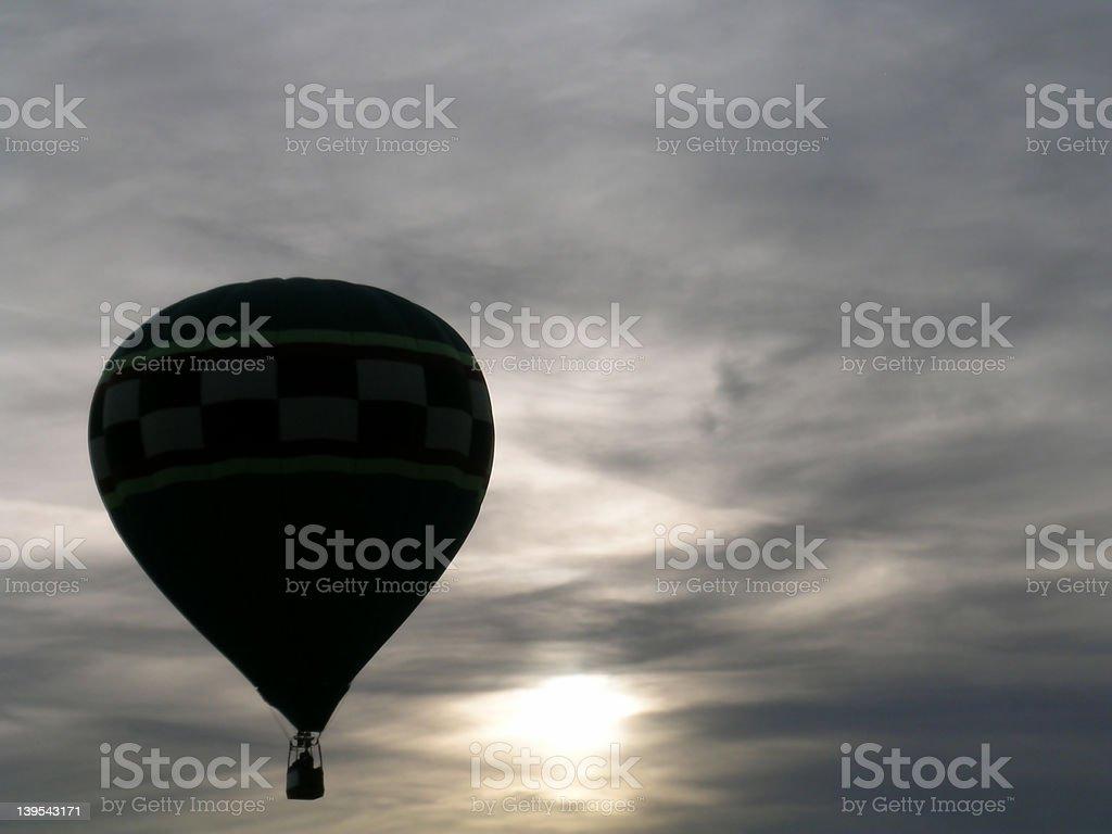 Balloon Festival 2 stock photo