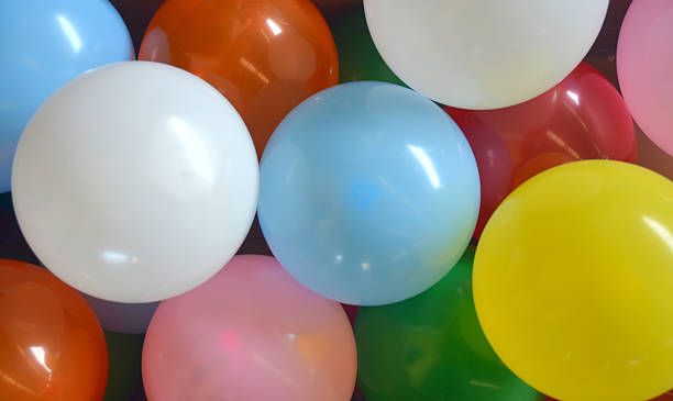 Balloon Galore stock photo