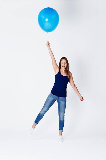 balloon mädchen - ballonhose stock-fotos und bilder