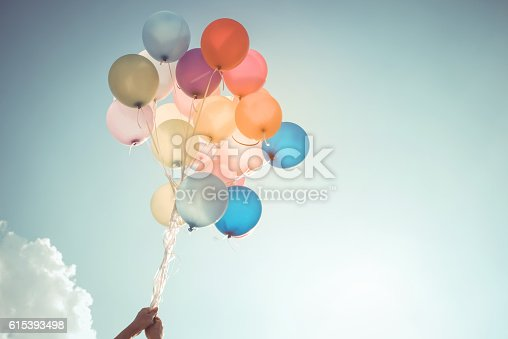 istock balloon in party 615393498