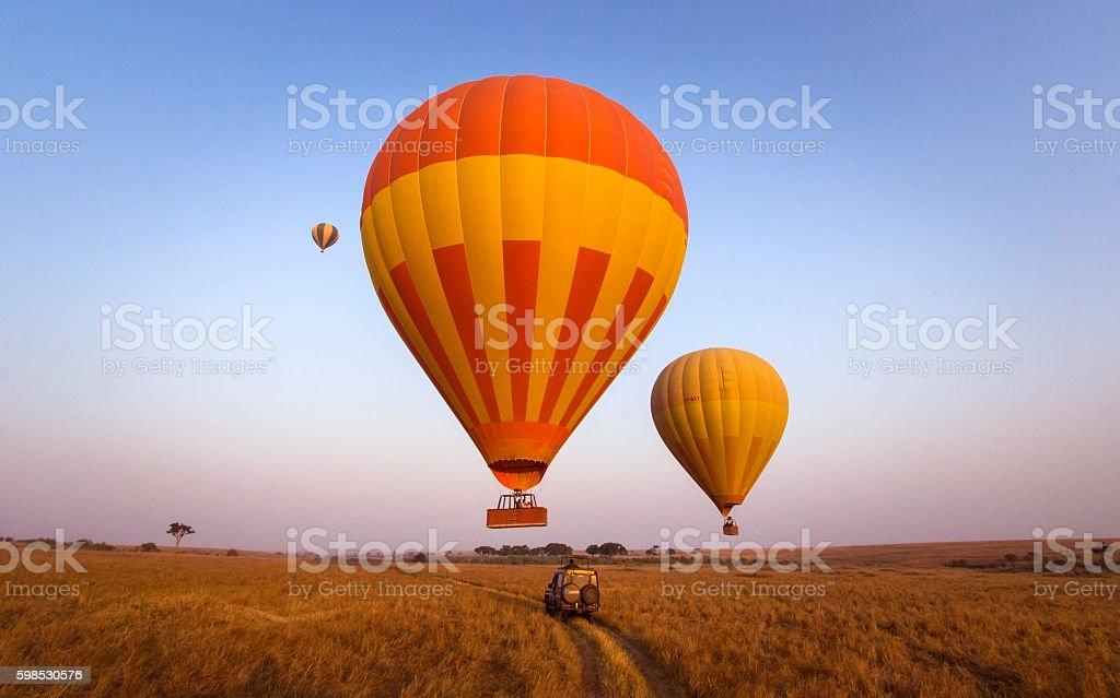 Balloon-safari – Foto