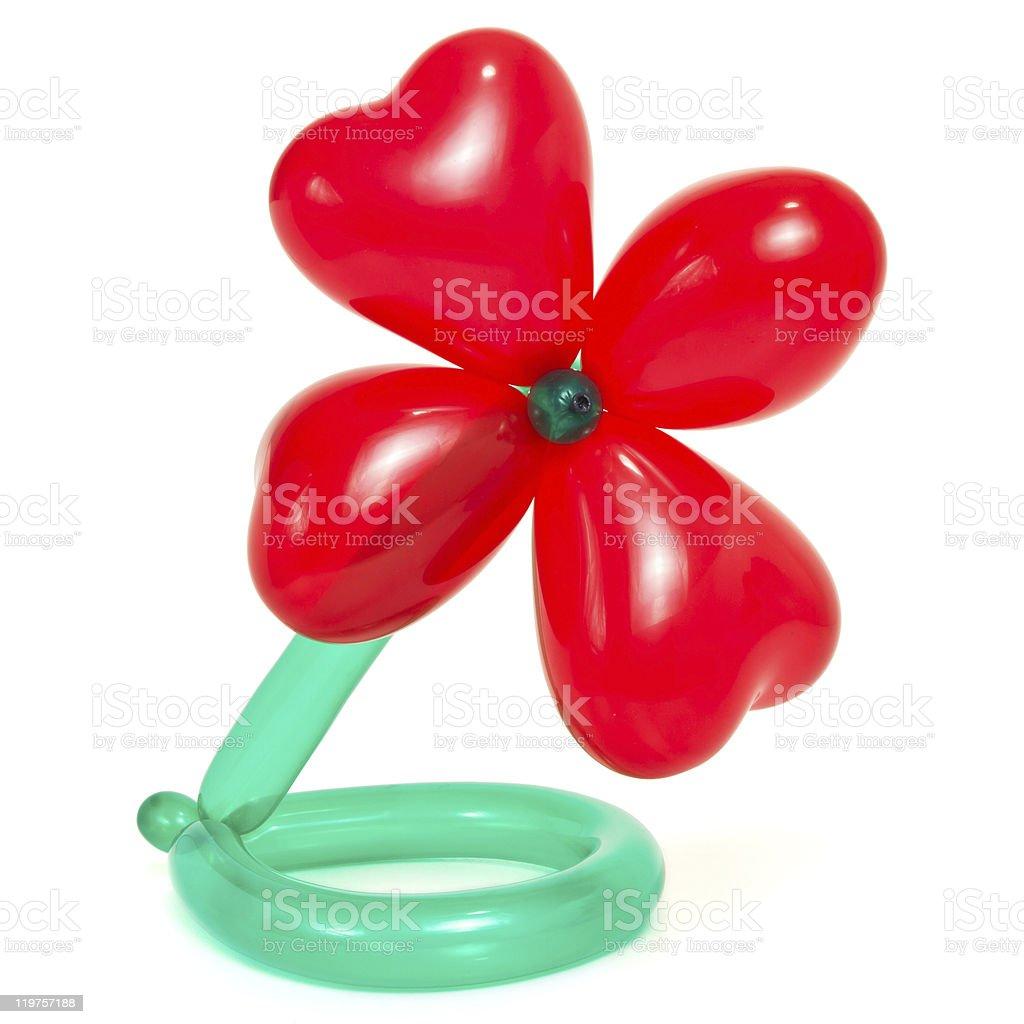 Balloon Sculpture stock photo
