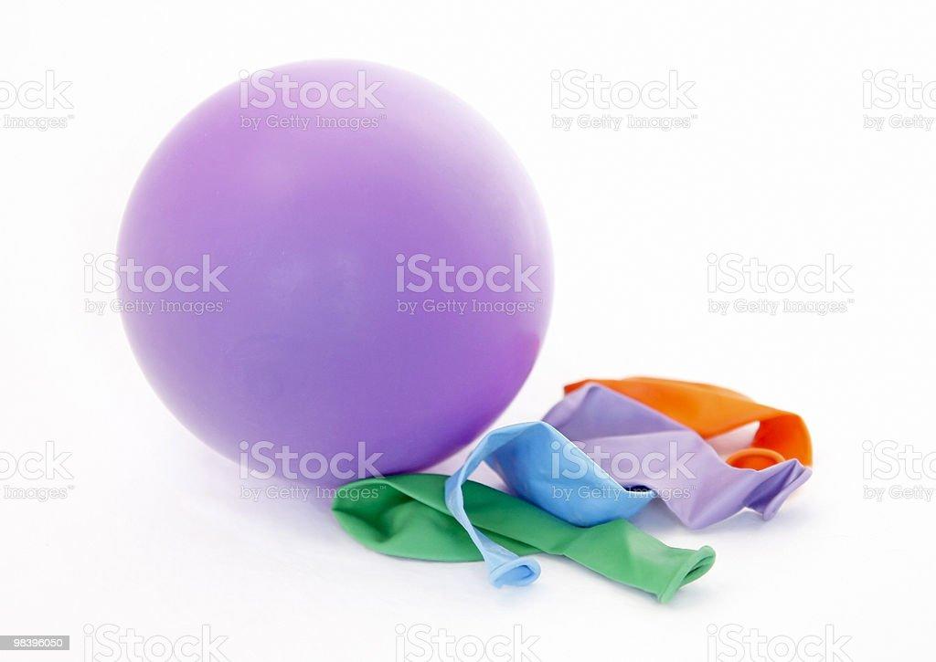 balloon still life royalty-free stock photo