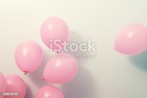 Pink balloons floating in the air background.  [url=http://www.istockphoto.com/my_lightbox_contents.php?lightboxID=3654556][img]https://farm3.staticflickr.com/2905/13613799805_5e7c957ec4_o.jpg[/img][/url]
