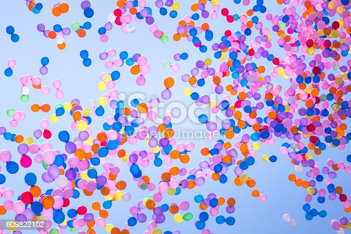 istock balloons flying in the sky 609822102