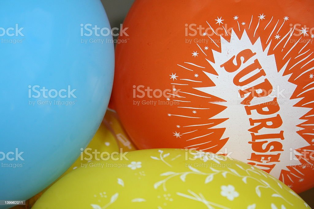 balloons royalty-free stock photo
