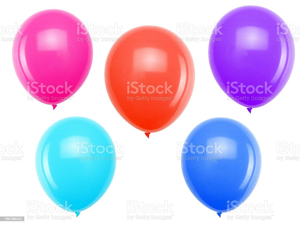 Balloons (Click for more) stock photo
