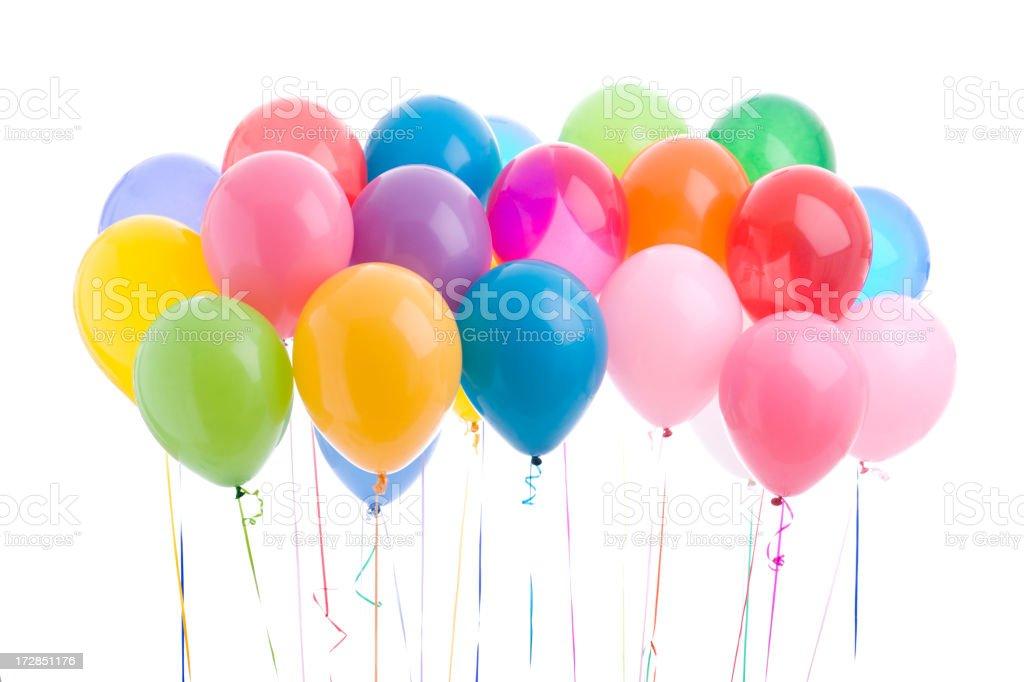 Balloons (XXL) royalty-free stock photo