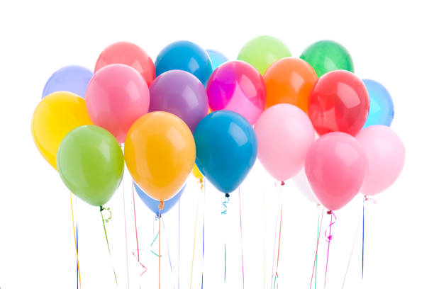 Balloons (XXL) stock photo