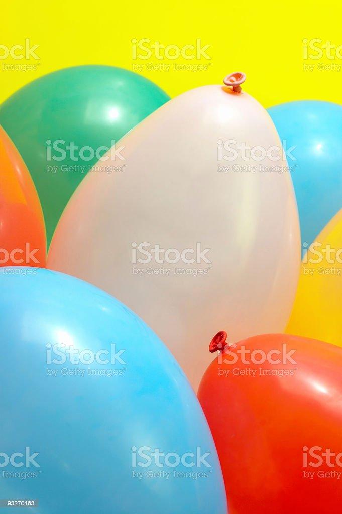Balloons #1 royalty-free stock photo