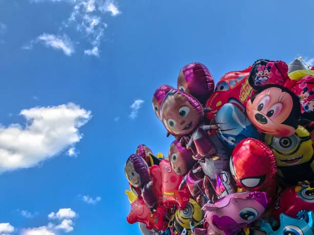 Balloons popular cartoons closeup in cracow picture id830713988?b=1&k=6&m=830713988&s=612x612&w=0&h=eknyia1bk537evomtbfbvjwxuwzguqsszuni8ngh6yo=