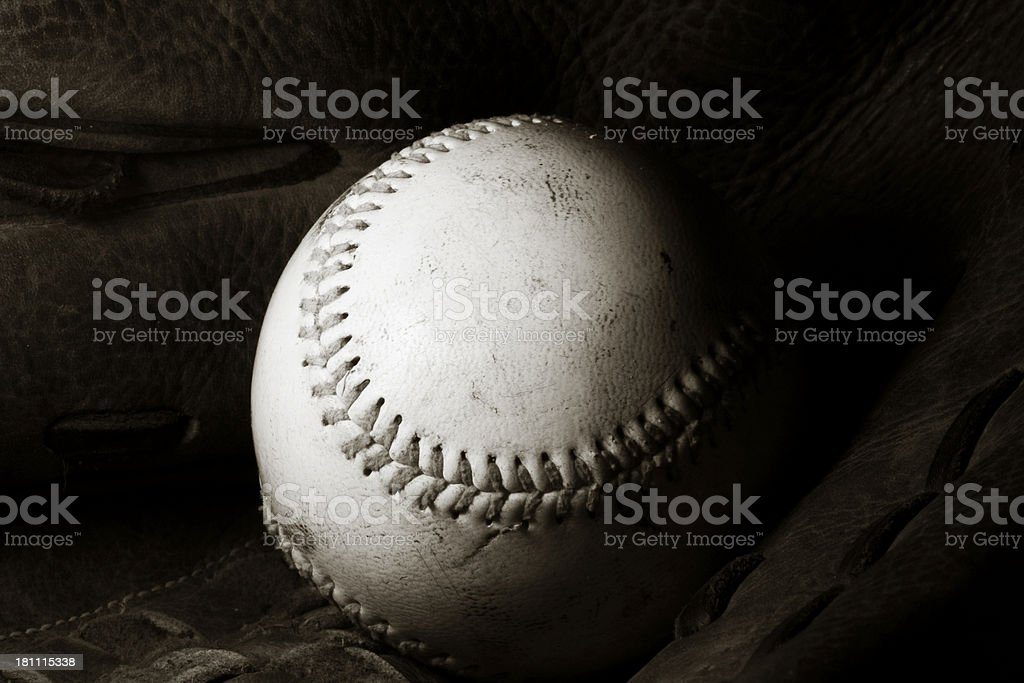 Ballpark royalty-free stock photo