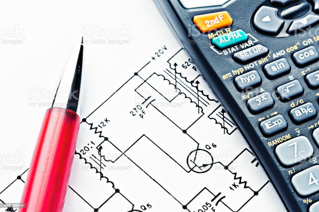 Admirable Ballpoint Pen Calculator And Schematic Diagram Brightly Lit And Wiring Digital Resources Minagakbiperorg
