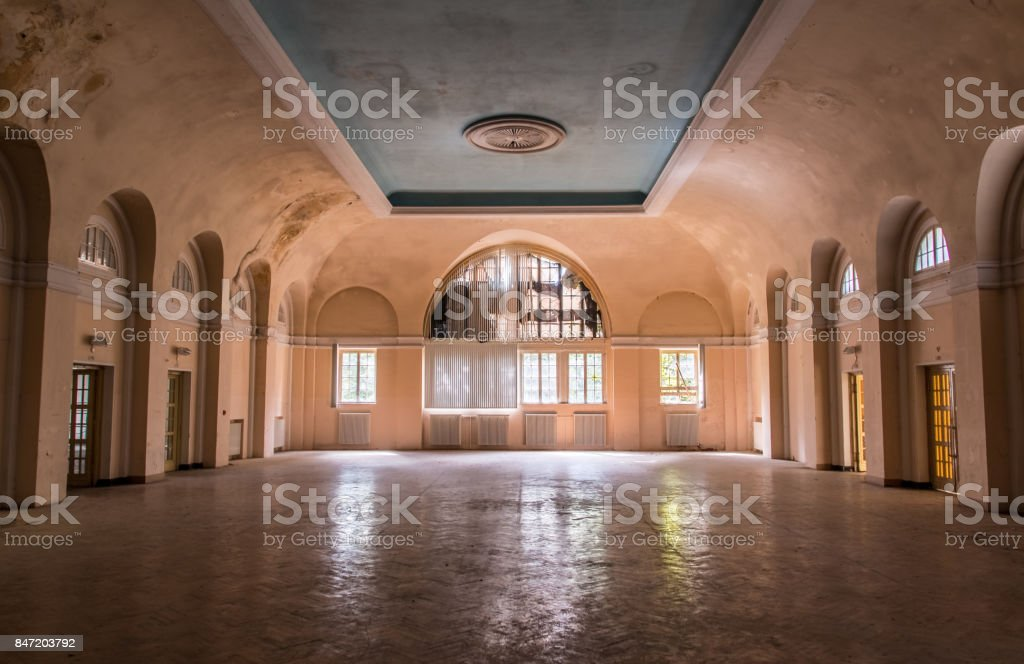 Ballsaal stock photo