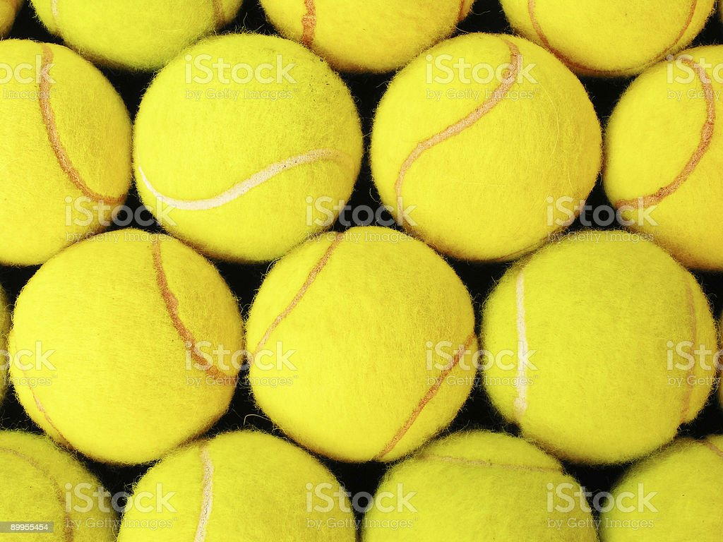 Balls All Over royalty-free stock photo