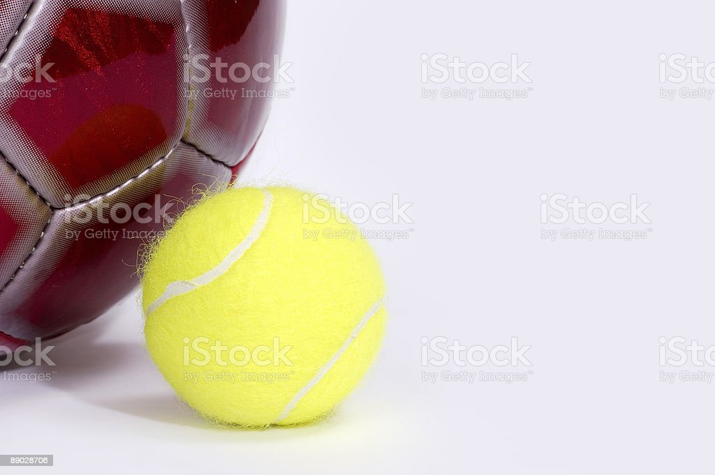 Balls for game in … 1 royalty-free stock photo