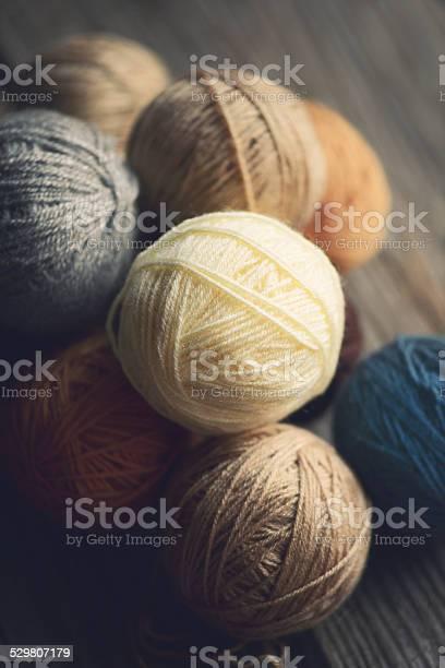 Balls of wool on a wooden background picture id529807179?b=1&k=6&m=529807179&s=612x612&h=ivwtaq93rcmtb4vib2daduoyrkokz3zzddzzk4lvsug=