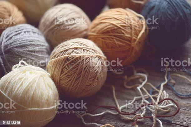 Balls of wool on a wooden background picture id543343348?b=1&k=6&m=543343348&s=612x612&h=1dbsxjs7zjxg7wjtherq9yfygz4aisfunwyqo3t2vmw=