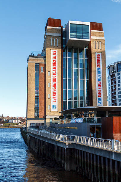 baltic centre - gateshead stock photos and pictures