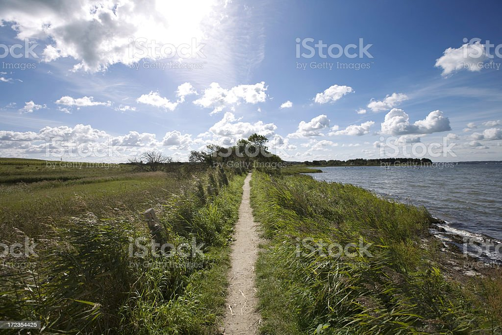 baltic coast royalty-free stock photo