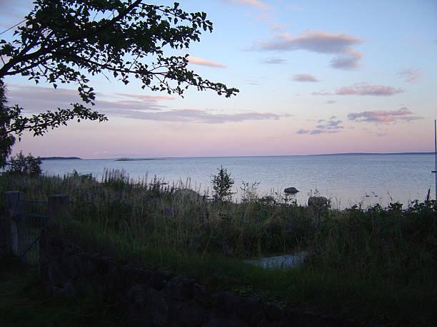 Baltic Dawn stock photo