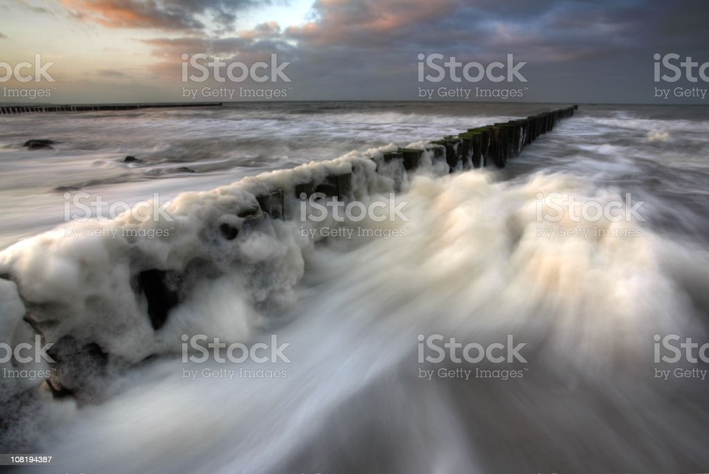Baltic Sea royalty-free stock photo