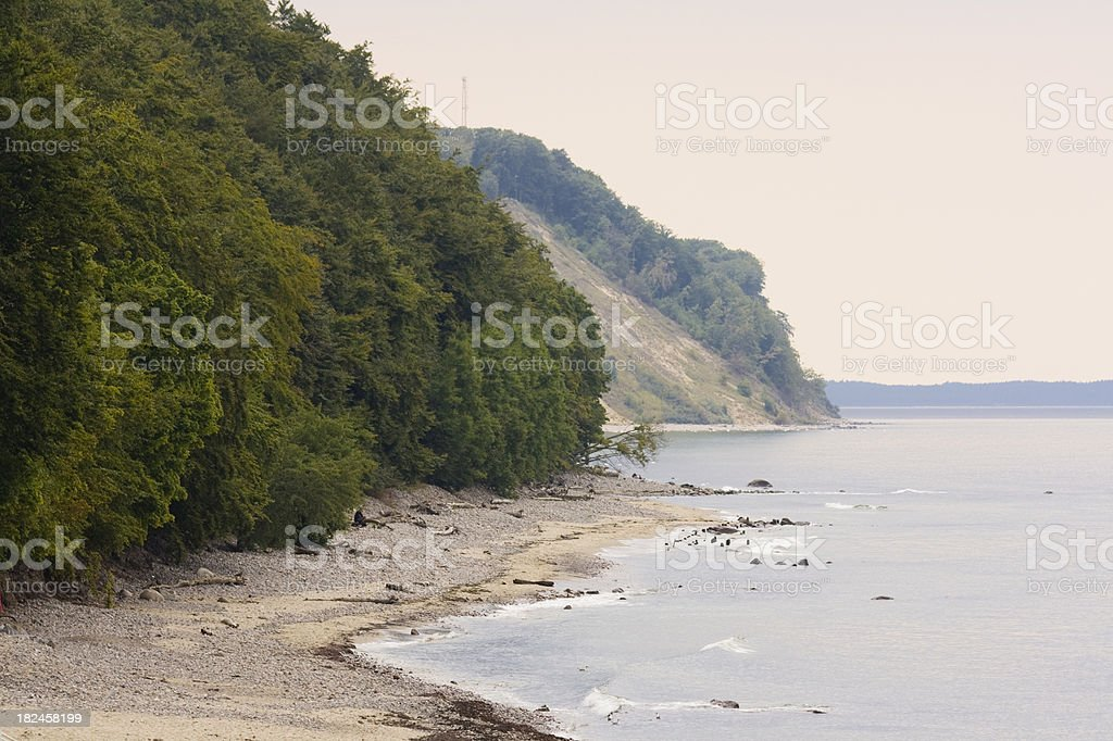 Mar báltico foto de stock libre de derechos