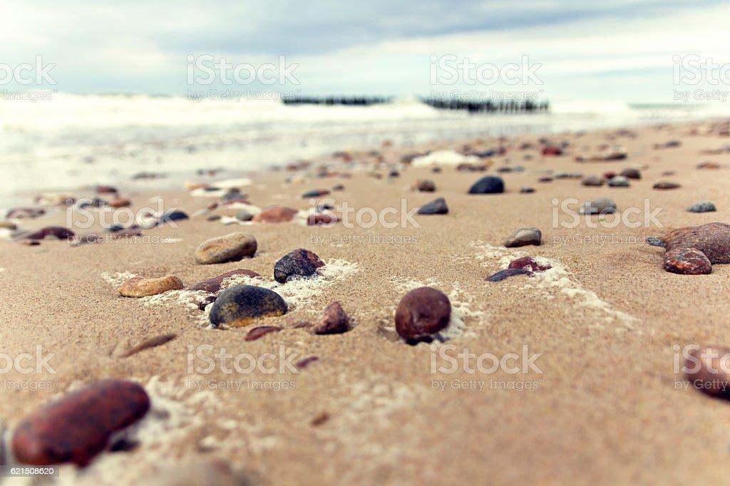 Mer Baltique  photo libre de droits
